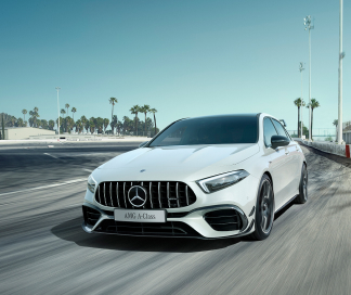 Mercedes-AMG A 45 S 4MATIC+