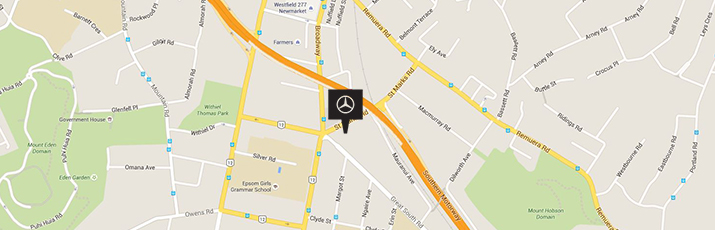 Find Mercedes-Benz Auckland